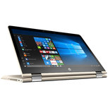 HP Pavilion X360 14-ba106no, Intel Core I7-8550U, touchskärm, 512GB SSD